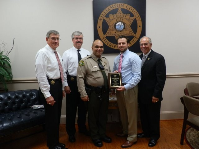 Jose Mojica Deputy of the Month Oct 2014